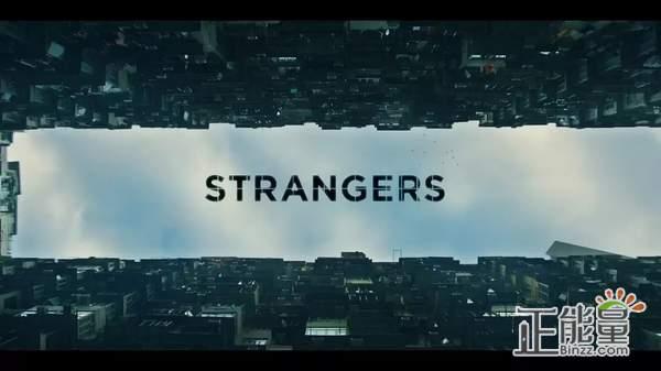 陌生人观后感影评欣赏