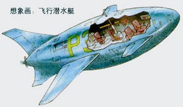 未来潜水艇作文400字想像作文