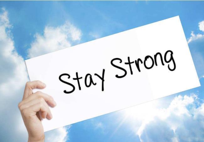 午安心语正能量语录:人生的高度,那是要自信撑起来的。