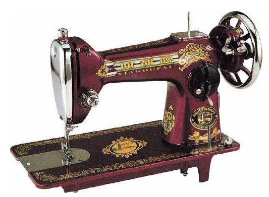 缝纫机作文800字记叙文