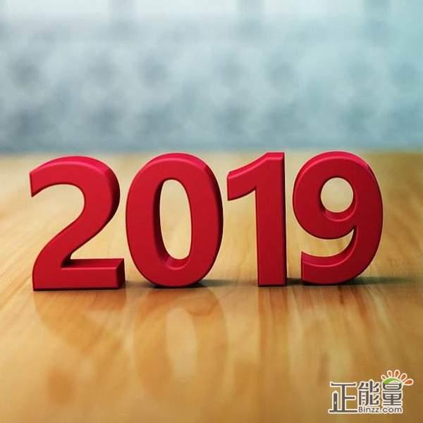 展望2019:坚持梦想,不负时光