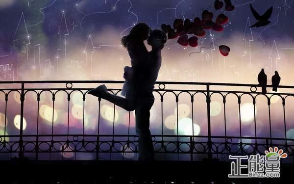 你是我拒絕別人的理由感悟愛情語錄:有你在,就很好