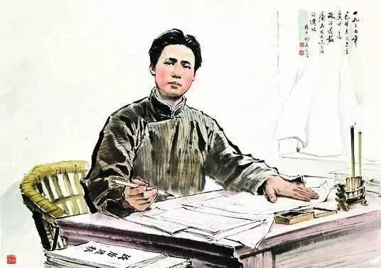 英雄事迹类作文:毛泽东