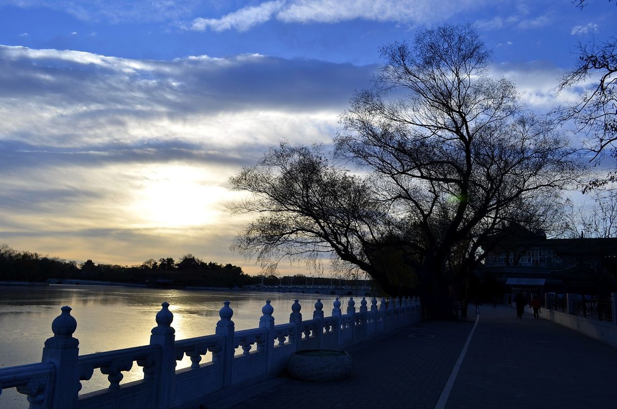关于初冬的早晨优美散文欣赏