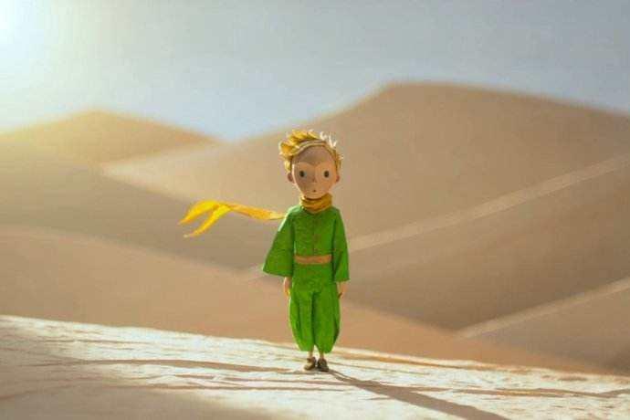 小王子读后感:写给大人的童话