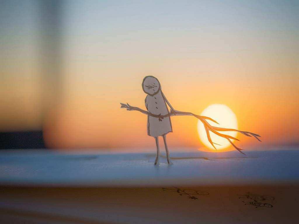 孤独才是人生的常态感悟生活情感语录:总有一盏灯为你亮着