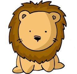 儿童每日童话故事:狮子和白羊