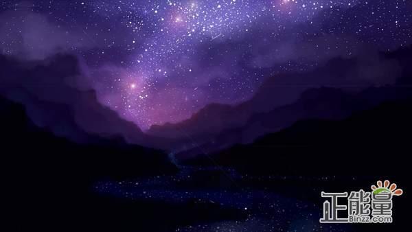 晚安心语情感语录一句话:只要你需要,我一直都在