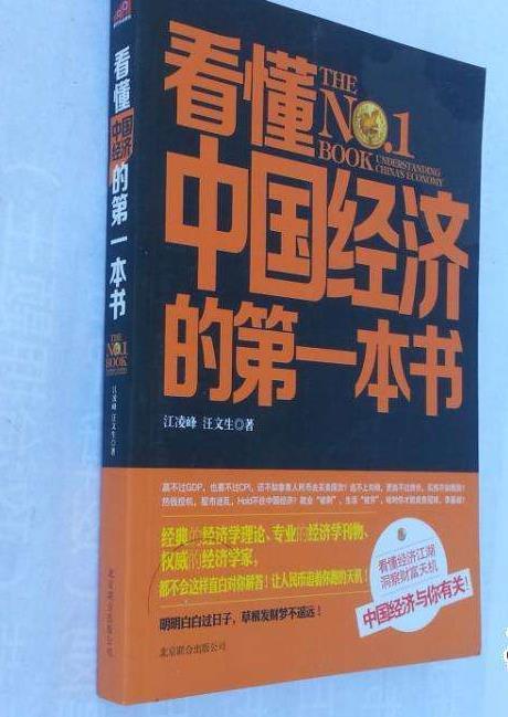 看懂中国经济的第一本书读后感800字欣赏