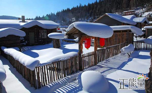 关于雪乡写景散文美文欣赏