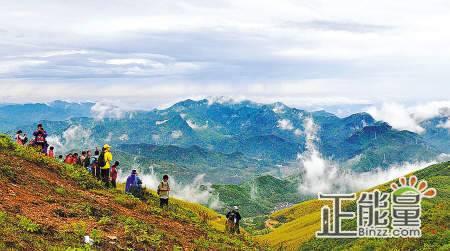 关于登山的乐趣散文欣赏