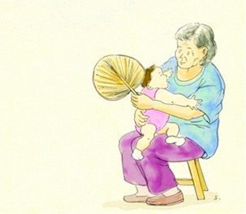 怀念奶奶的文章散文欣赏