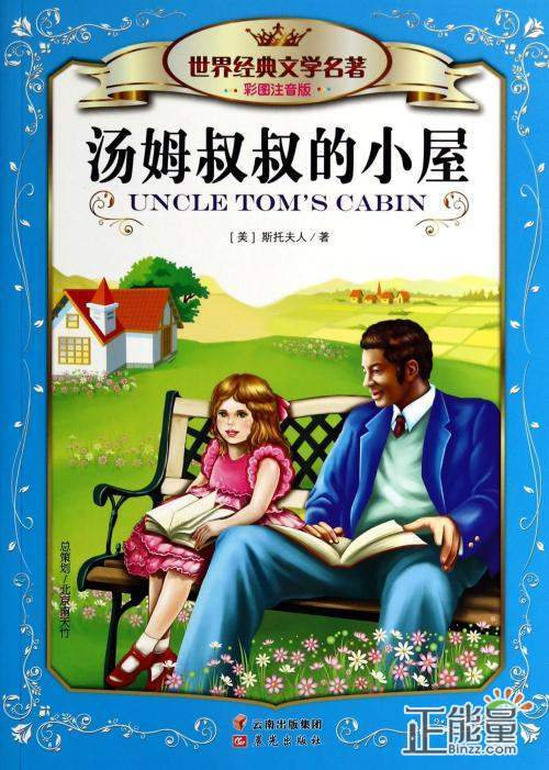 汤姆叔叔的小屋读后感作文600字