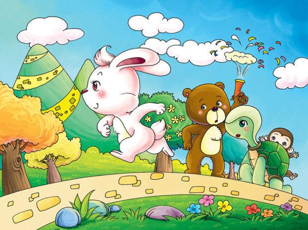 每日童话故事:绵羊大爷的帽子