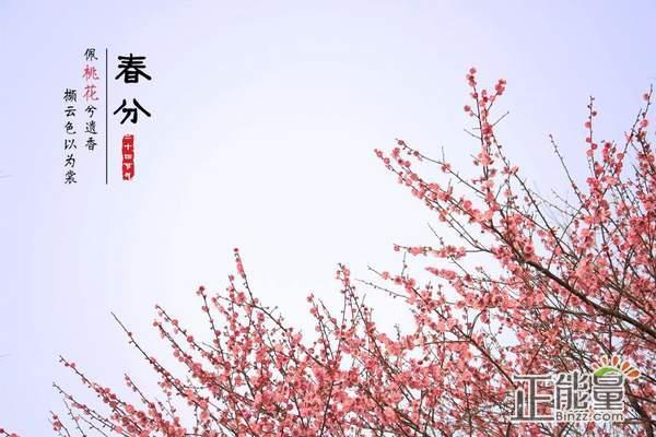 2019春分节气祝福简短微信问候大全