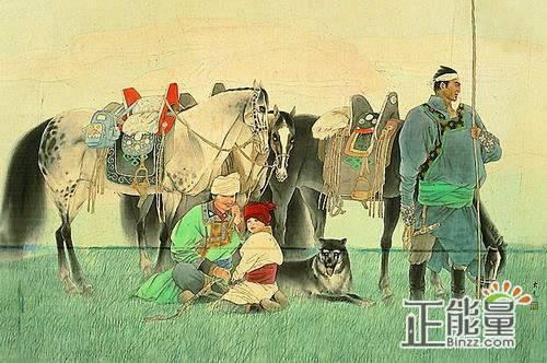 马背上的歌抒情回忆散文欣赏