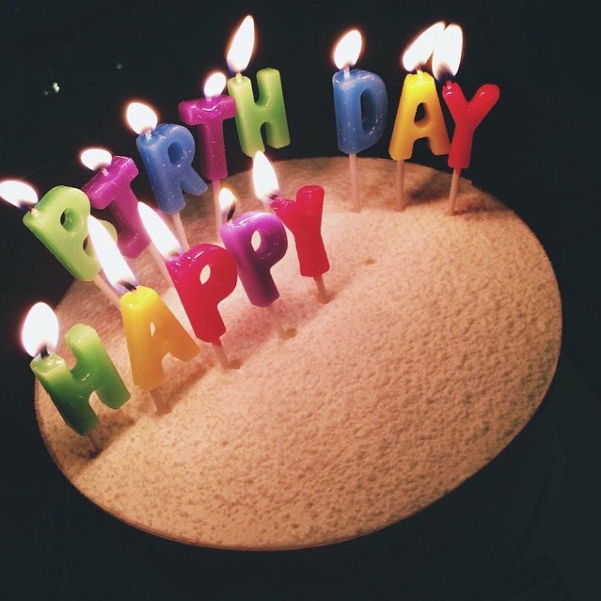 好朋友18岁生日祝福语成年问候祝福大全